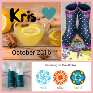 monthly favourites in October