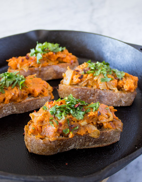 healthy vegan beginner recipe - Sweet Potato Soul