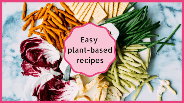 healthy vegan beginner recipes, a comprehensive collection from my favourite food bloggers