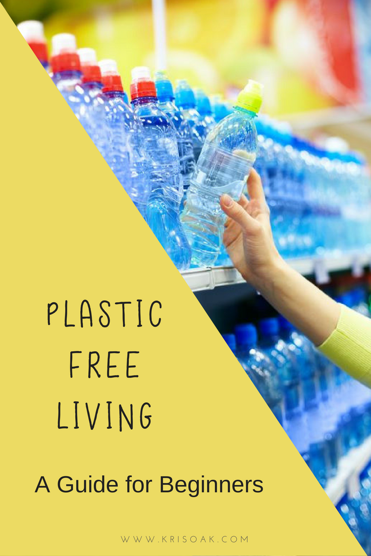 plastic-free living - Pinterest pin