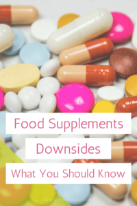 Food Supplements Pinterest